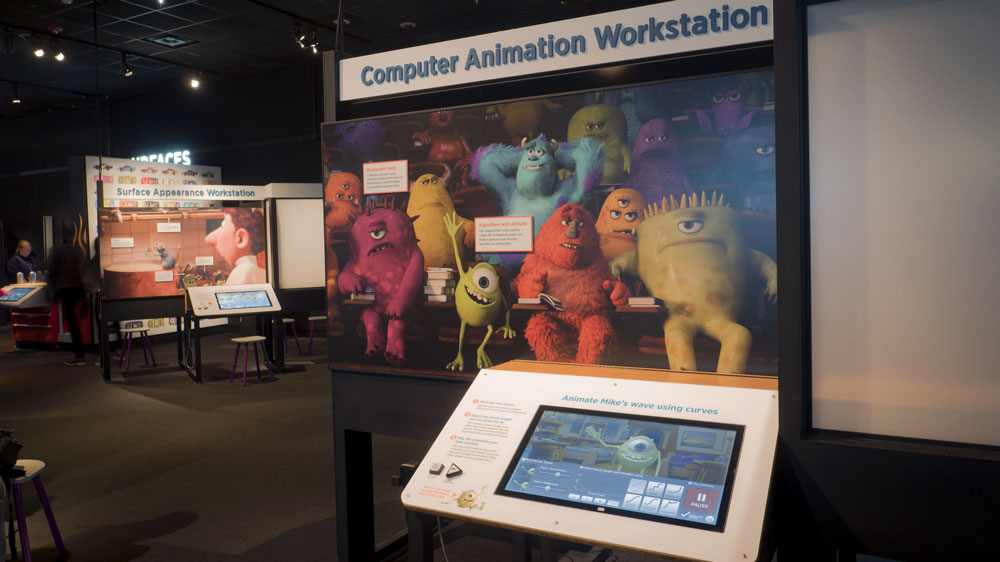 Computer Animation Workstation