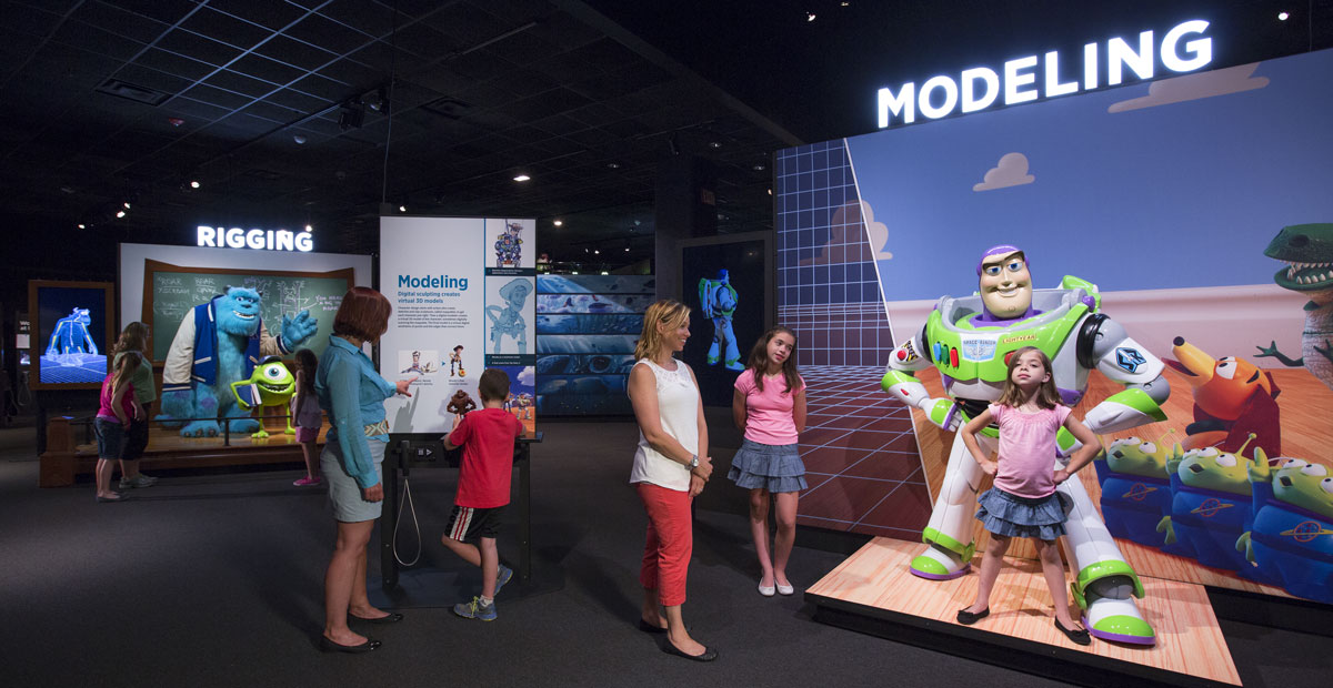 The Science Behind Pixar Modeling Immersive
