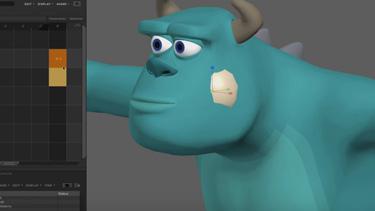 Pixar's Rigging Challenge