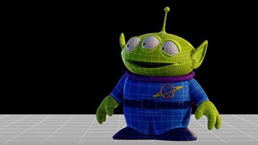 Pixar's Modeling Challenge